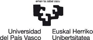 Logo Universidad del País Vasco / Euskal Herriko Unibertsitatea
